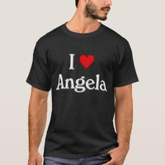 I love Angela T-Shirt