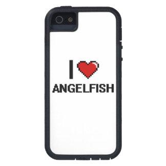 I love Angelfish Digital Design iPhone 5 Cover