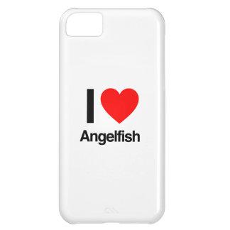 i love angelfish iPhone 5C case