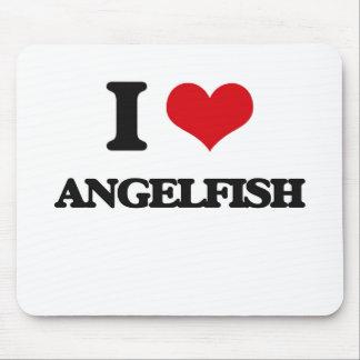 I love Angelfish Mousepads
