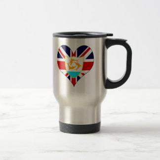 I Love Anguilla Coffee Mug