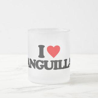 I LOVE ANGUILLA MUGS