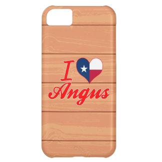 I Love Angus, Texas iPhone 5C Cover