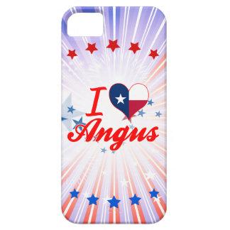 I Love Angus, Texas iPhone 5 Case