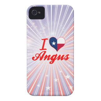 I Love Angus, Texas iPhone 4 Cover
