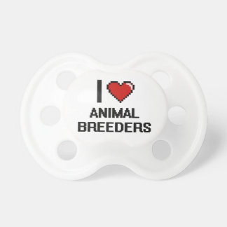 I love Animal Breeders BooginHead Pacifier