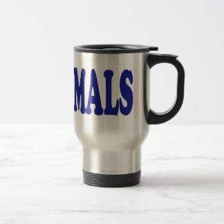 I Love Animals Coffee Mugs