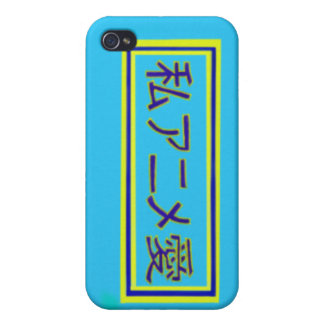 I Love Anime Speck Case For IPhone 4/4S