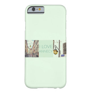"""I Love Annecy"" Case-Mate iPhone 6/6S Case"