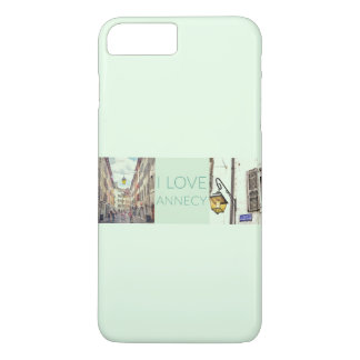 """I Love Annecy"" Case-Mate iPhone 7+/8+ Case"