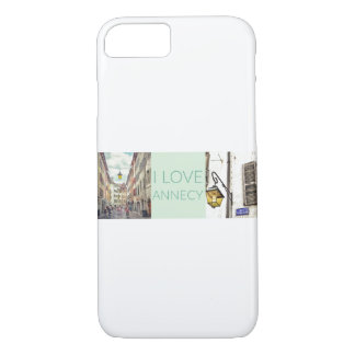 """I Love Annecy"" Case-Mate iPhone 7/8 Case"