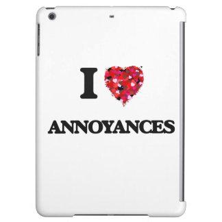 I Love Annoyances iPad Air Cover