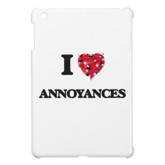 I Love Annoyances iPad Mini Cases
