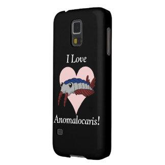 I Love Anomalocaris! Case For Galaxy S5