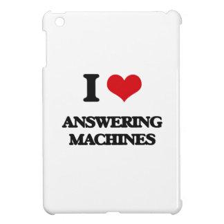 I Love Answering Machines iPad Mini Cases