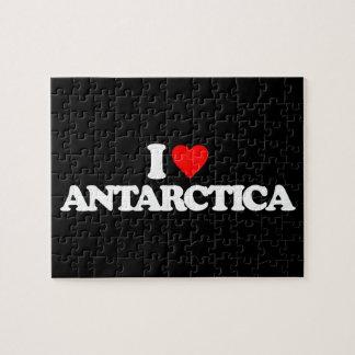 I LOVE ANTARCTICA JIGSAW PUZZLES