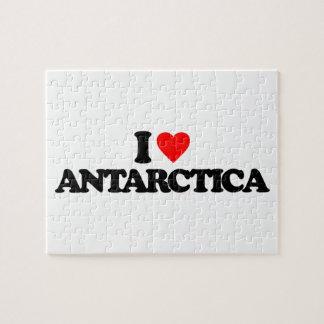 I LOVE ANTARCTICA PUZZLE