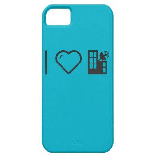 I Love Antennas iPhone 5 Cases