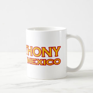 I Love Anthony, NM Coffee Mug