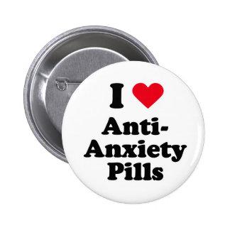 I love anti-anxiety pills button