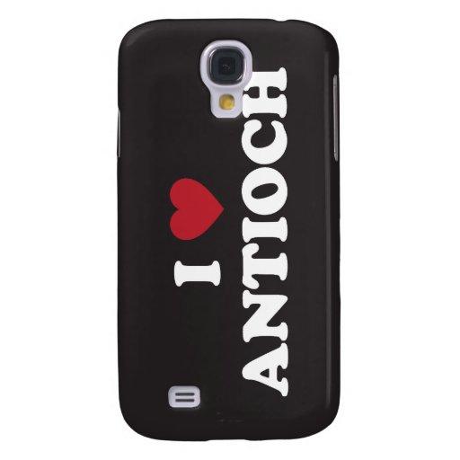 I Love Antioch California Galaxy S4 Covers