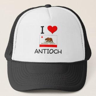 I Love ANTIOCH California Trucker Hat