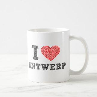 I Love Antwerp Coffee Mug