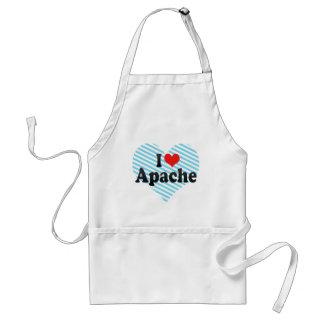 I Love Apache Apron