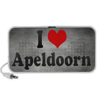 I Love Apeldoorn, Netherlands Mini Speaker