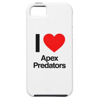 i love apex predators iPhone 5 case