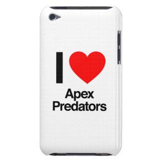 i love apex predators barely there iPod case