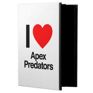 i love apex predators iPad air case
