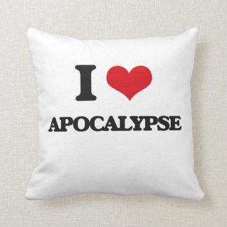 I Love Apocalypse Pillows