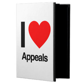 i love appeals cover for iPad air