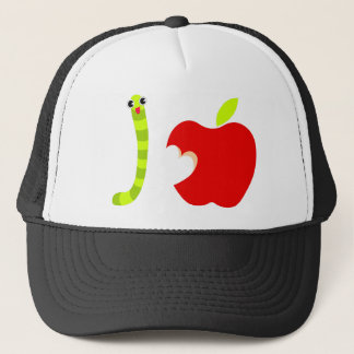 I Love Apple Hat