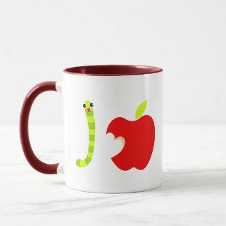 I Love Apple Mug