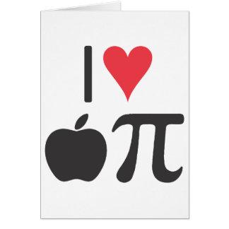 I love apple pi card