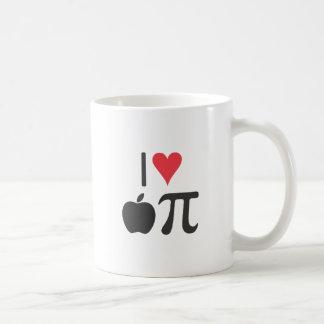I love apple pi coffee mug