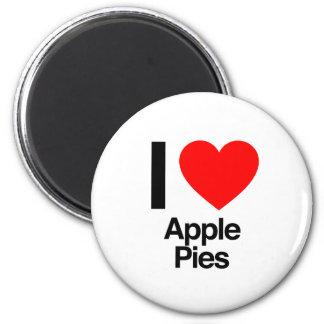 i love apple pies magnet