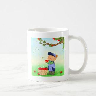 I love apples coffee mug