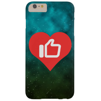 I Love Approvals Icon Barely There iPhone 6 Plus Case