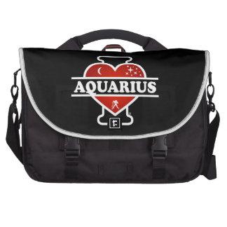 I Love Aquarius Commuter Bags
