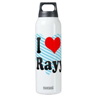 I Love Ar Rayyan, Qatar 16 Oz Insulated SIGG Thermos Water Bottle