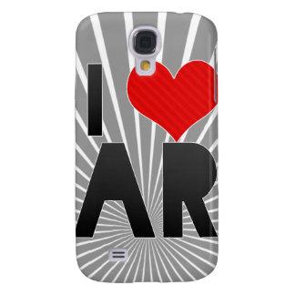 I Love AR Samsung Galaxy S4 Covers