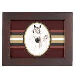 I love Arabian Horses Keepsake Box