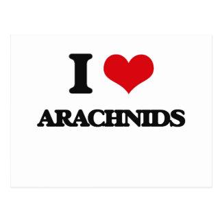 I love Arachnids Post Cards