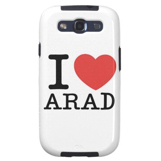 I love Arad Galaxy SIII Cover