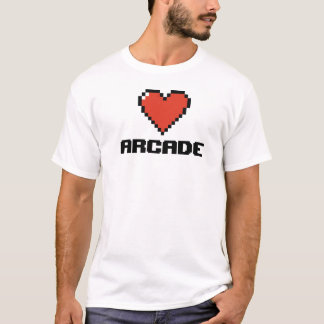 I love Arcade T-Shirt