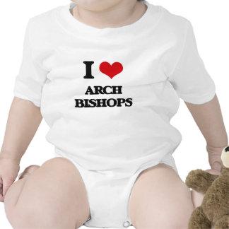 I love Arch Bishops Baby Bodysuit