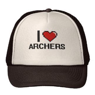 I love Archers Trucker Hat